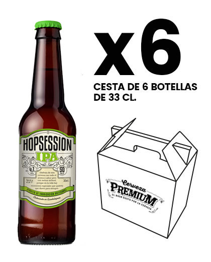 Hopsession IPA x 6