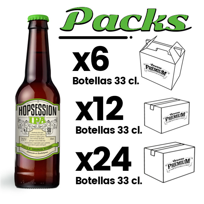 HopSession IPA PACKS