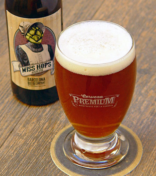 MISS HOPS HIGH IPA